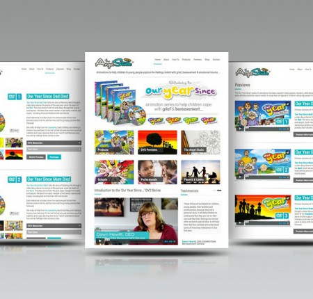 Angel Studio – WordPress web development