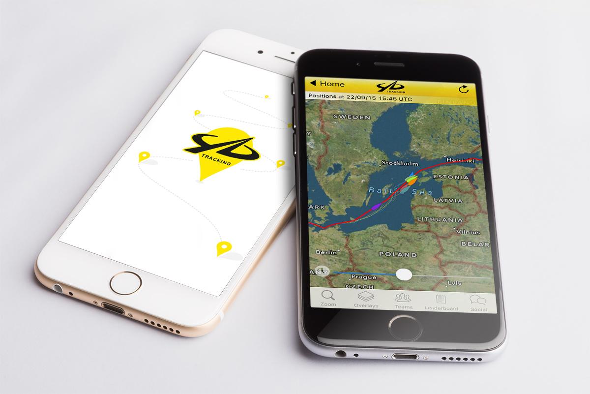 YB Tracking – Smartphone UI